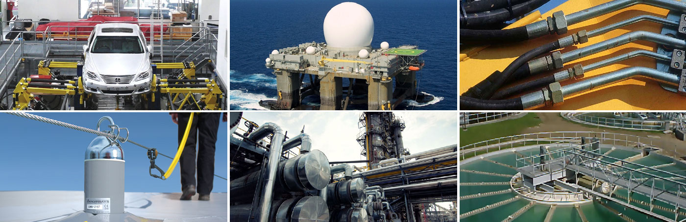 Industries Served: Hydraulics & High Pressure, Testing & Simulation, Plant Maintenance, Industrial Safety, Water Management