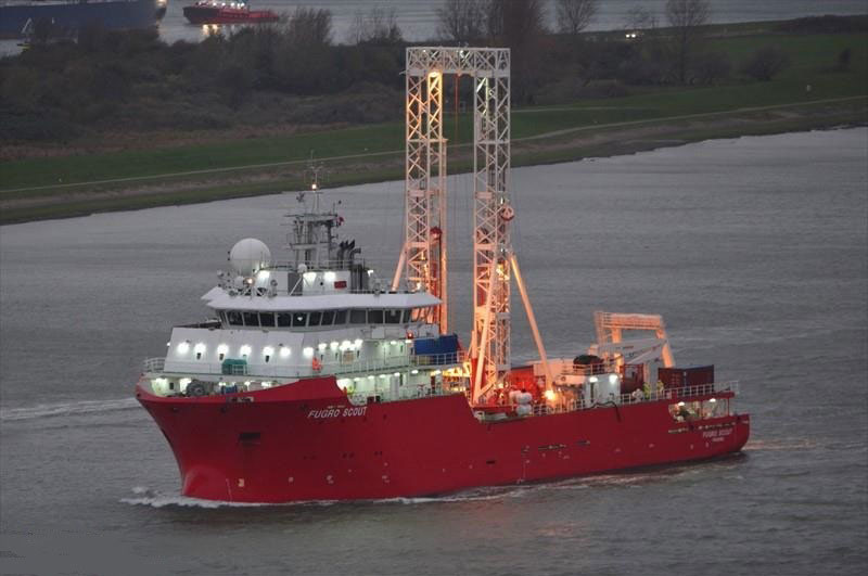 Fugro Tebma Shipyard -Hydraulic Piping