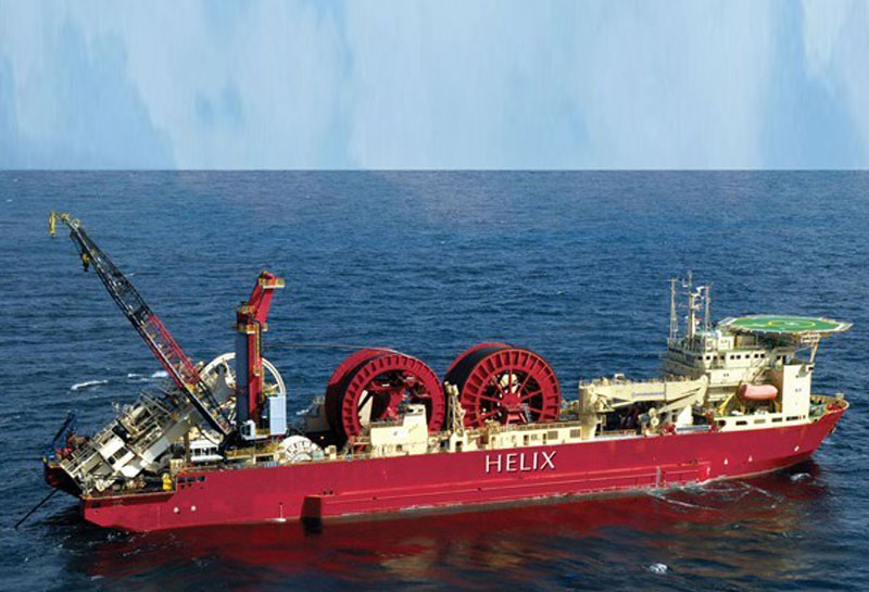 Helix Express - Non-Welded Piping