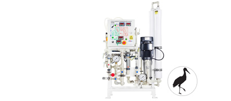 Stork Technical Water Maker - Desalinator - DOE Water
